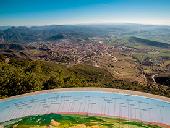 Santuario de Queralt desde Berga