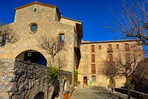 Iglesia de la Virgen de Queralt.