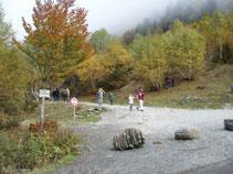 El Sauth deth Pish es un rincón del Valle de Arán muy frecuentado.