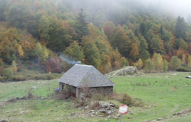 Saut deth Pish en el valle de Varradós 1