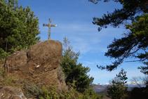 Cruz de Can Civat.