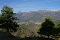 Sierra Cavallera.
