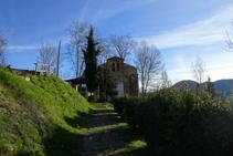 Iglesia de Sant Julià.
