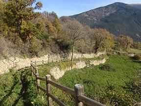 Noguera Pallaresa y Valle de �ssua desde Sort
