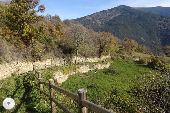 Noguera Pallaresa y Valle de Àssua desde Sort 1