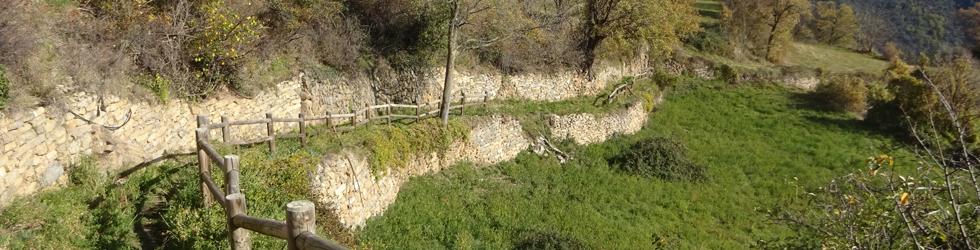 Noguera Pallaresa y Valle de Àssua desde Sort