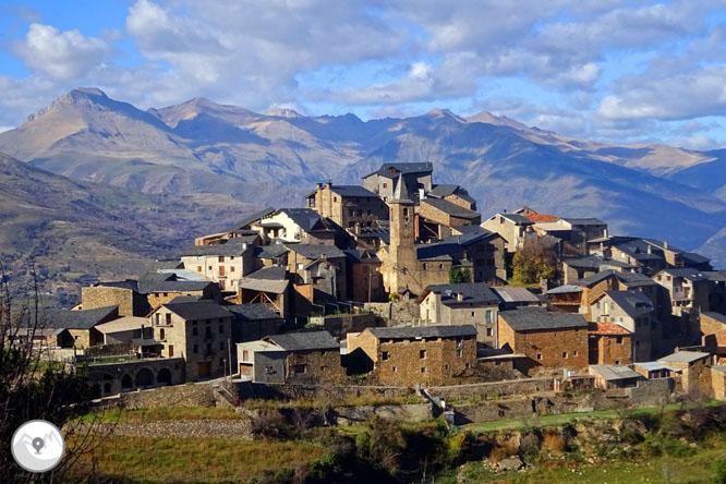 Tornafort y el valle de Siarb desde Sort 1