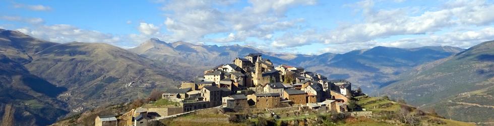 Tornafort y el valle de Siarb desde Sort