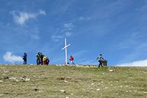 El Taga es una montaña muy frecuentada por los excursionistas.