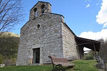 Santa Magdalena de Puigsac.