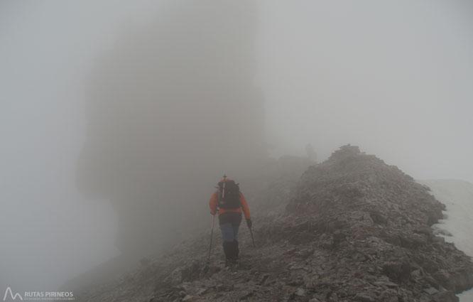 Taillón (3.144m) por la Brecha de Rolando 2