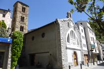 Iglesia de Sant Julià i Sant Germà.