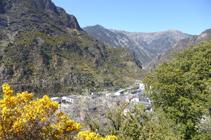 Vistas de Sant Julià.