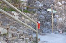 Escaleras del Boigàs.