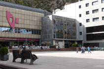 Plaza de la Germandat.