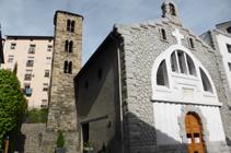 Iglesia de Sant Julià y Sant Germà.