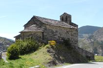 Sant Serni de Nagol.