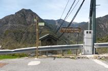 Nagol y camino a Sant Martí.
