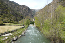 Río Valira.