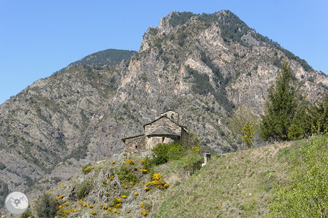 Tomb Lauredià Medio de Sant Julià de Lòria 1