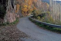 Carretera de Llagunes.