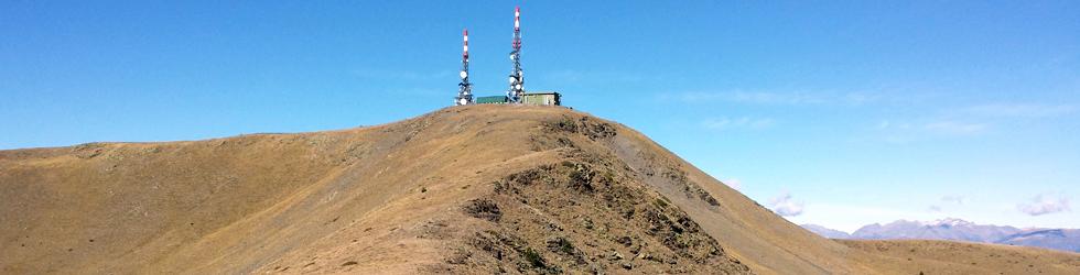 Torreta del Orri (2.439m) desde Llagunes