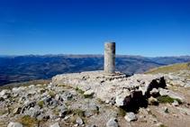 La Tosa es un mirador extraordinario del valle de la Cerdaña.