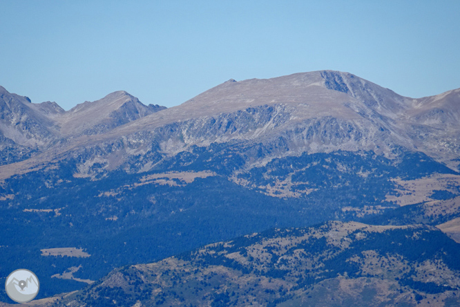 La Tosa (2.536m) desde Urús 1