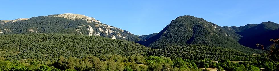 La Tosa (2.536m) desde Urús