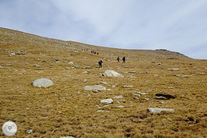Tossa Plana de Lles (2.905m) desde el Pradell 1