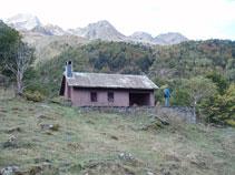 Cabaña de la Artiga de Lin.