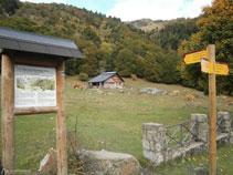 Refugio de la Artiga de Lin.