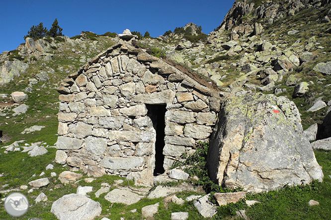 Itinerario del Valle del Madriu 1