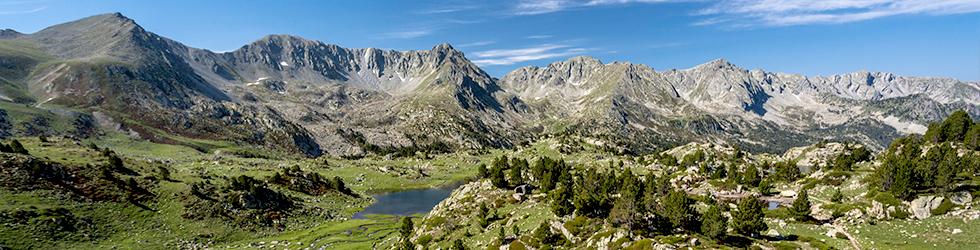 Itinerario del Valle del Madriu