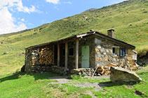 Cabaña de la Géla.