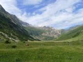 Valle de Otal desde San Nicolás de Bujaruelo