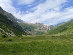 Valle de Otal desde San Nicol�s de Bujaruelo
