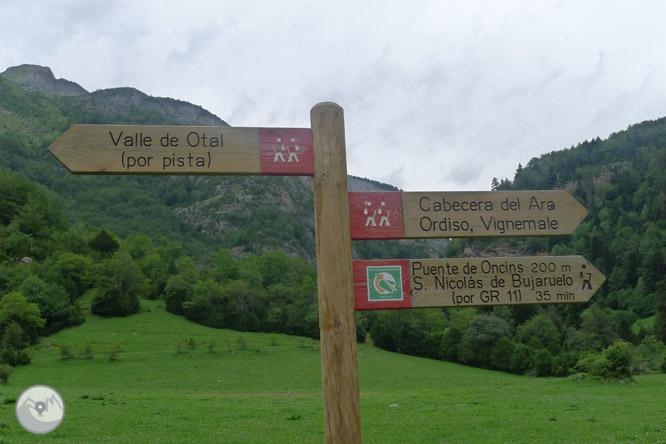 Valle de Otal desde San Nicolás de Bujaruelo 1