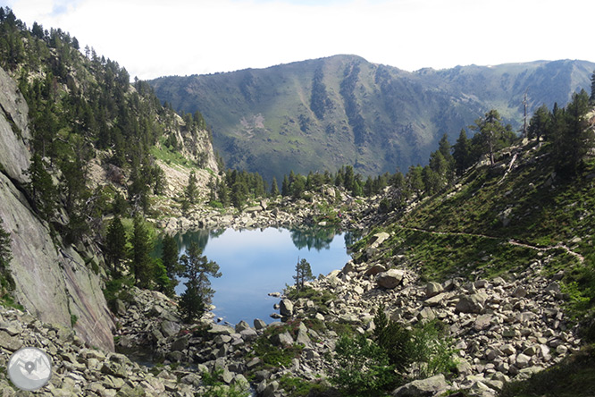El valle y los lagos de Gerber 1