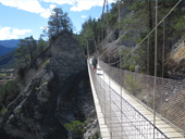 Vía del Nicolau en el Alto Berguedá