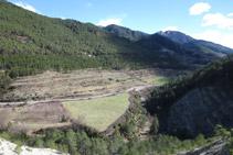 Vistas del valle del Bastareny.