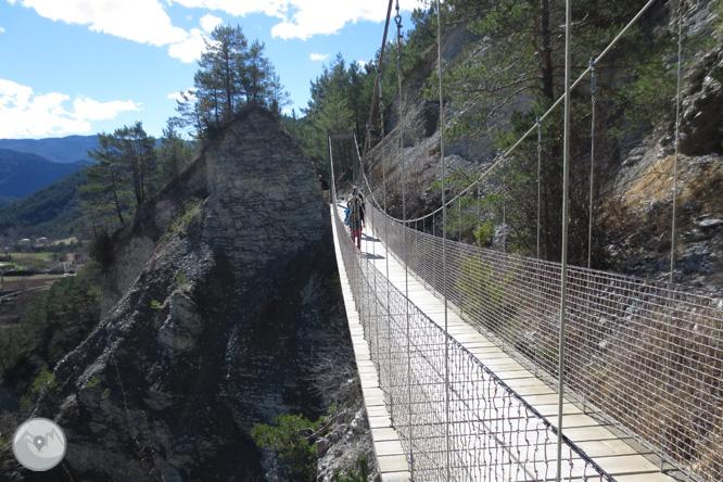 Vía del Nicolau en el Alto Berguedá 1