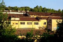 Las antiguas fábricas de Cal Rosal.