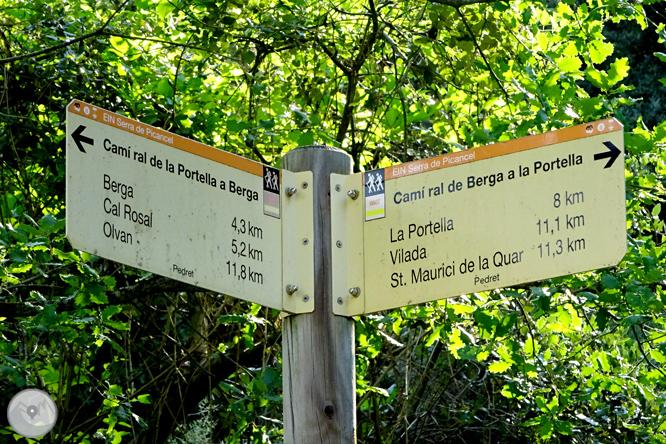 Vía Verde de Cal Rosal a Pedret 1