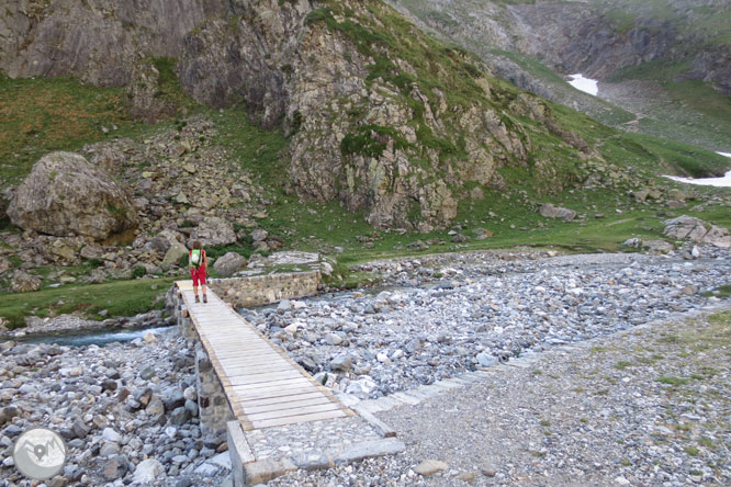 Del Gran Vignemale (3.298m) al Montferrat (3.219m) desde Ossoue 1