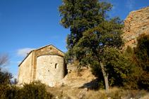 Ermita de la Mare de Déu de la Plana.