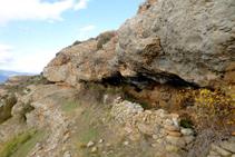 Cueva del Corral de Bastida.