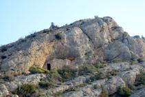 Vistas de la ermita de Sant Joanet.