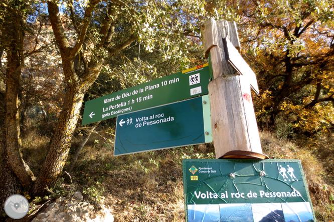 Vuelta al Roc de Pessonada 1