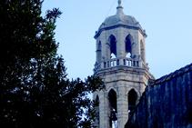 Campanario de Sant Esteve.